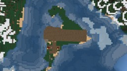 Ayers Island Restaurant Minecraft Map & Project