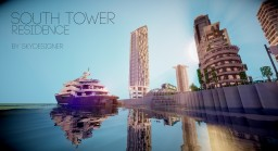 South Tower Residence Minecraft Map & Project