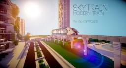 Skytrain Minecraft