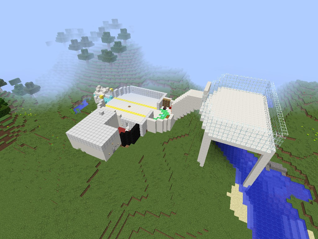 The New And Improved TDM Lab Minecraft Project