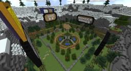 Hub [2] Minecraft Map & Project