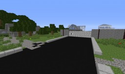 The Walking Dead Alexandria Safe Zone. Minecraft Project