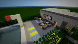 Tom_H_Tiger Texture Pack with 3D Textures and Normal/Specular Map Minecraft Texture Pack