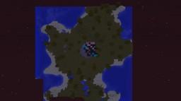 Fireball Rocket! Minecraft Map & Project