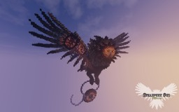 Steampunk Owl Minecraft