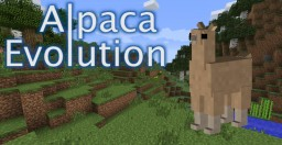 [v.1.2] Alpaca Evolution - Goat Simulator in Minecraft! (Forge) Minecraft Mod