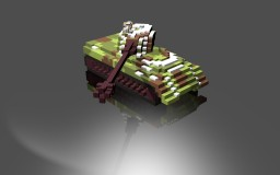 Big Tank try Minecraft Project