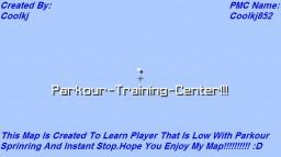 Parkour Training Center {1.8+}