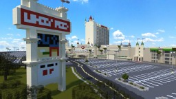 Whiskey Pete's Hotel & Casino Minecraft