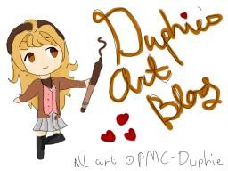 ♥ dυphie ♥ My Art Blog~! Minecraft Blog Post