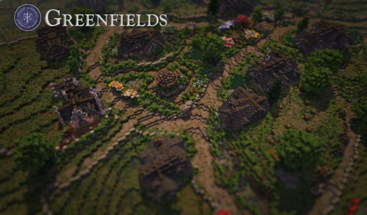 Greenfields, a village in the Northfarthing.