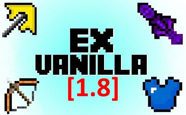 ExVanilla [1 8] [V0 3] [NEW! Bows] Minecraft Mod