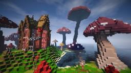 The Mushroom Mansion Minecraft Project