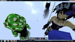 ANIME STATUES Minecraft