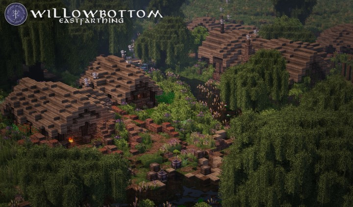 The town of Willowbottom.