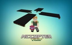 MCCOPTER in Vanilla Minecraft [One Command Block] Minecraft