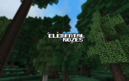 Elemental Rozes [OFFICIAL] [32x] 1.8.1 Minecraft RPG Texture Pack