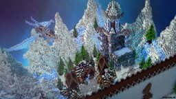 Frozen Fortress Minecraft Project