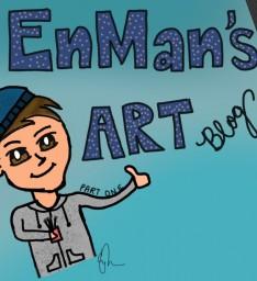 EnMan's Art Blog Minecraft Blog Post