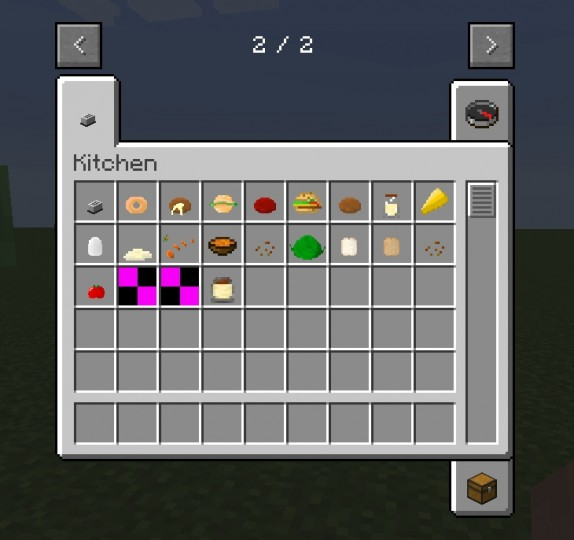 All items and foods!