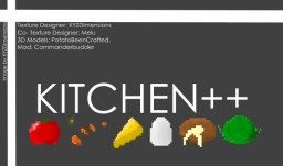 Kitchen++ | 0.1.1 | 27 DIAMONDS! [DISCONTINUED] Minecraft Mod
