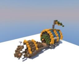 The Midsummer Market Minecraft Map & Project