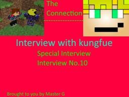Master G interviews Kungfue Minecraft Blog Post