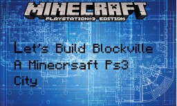 Building Minecraft City Part 1