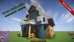 The Instant House Mod  [1.7.10 - Forge] V.1_05.00 =Portable Instants!= Minecraft Mod