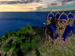 The Sanctuary of Sonraigh Minecraft Map & Project