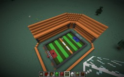 Blocky Arena Minecraft Map & Project