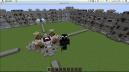 medieval Castle spawn Minecraft Map & Project