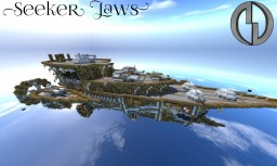 Seeker Jaws [Med-Steampunk Airship] Minecraft Map & Project