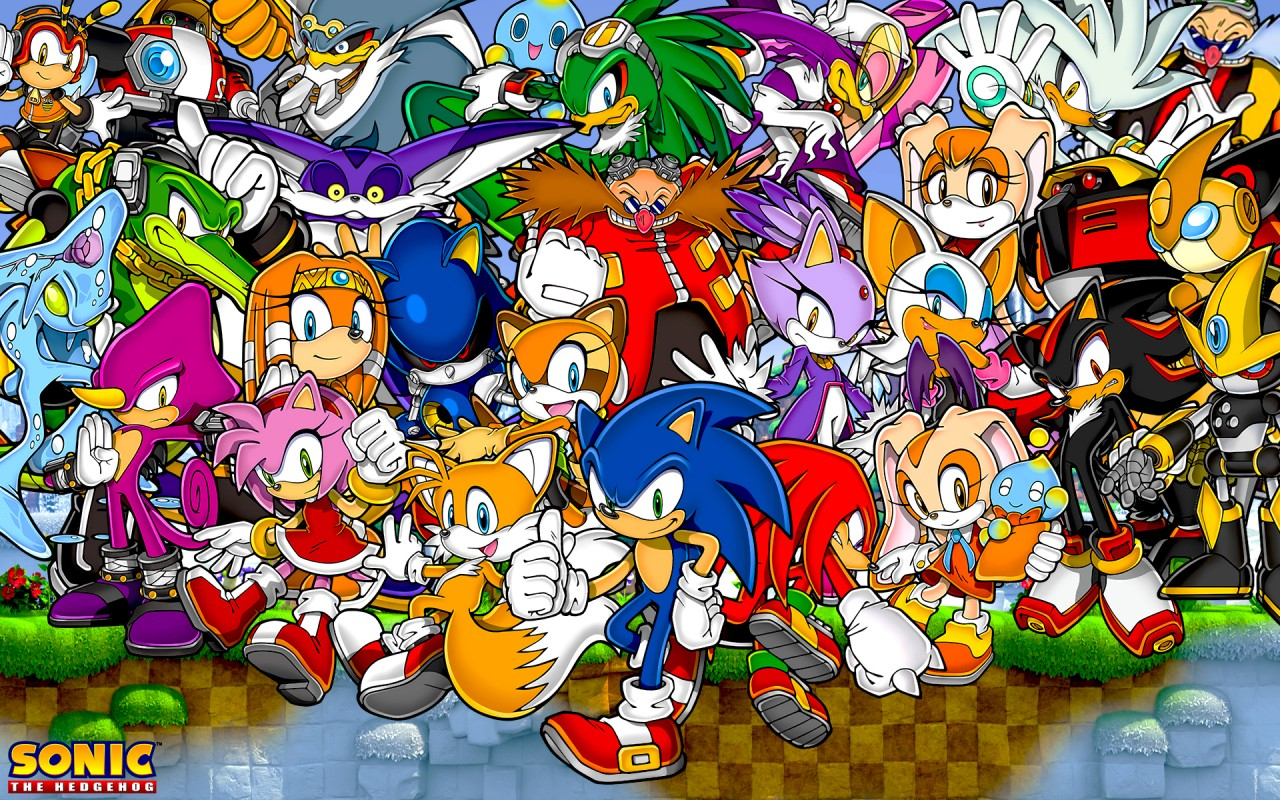 My Sonic games by UltimateFrieza on DeviantArt