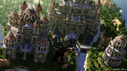 ¤Andor¤ The two suns Minecraft Map & Project