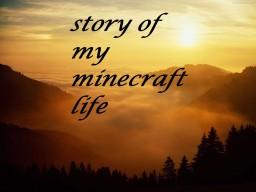 Story of my minecraft life