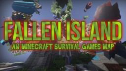 Fallen Island - A Minecraft Survival Games Map ~2 YEAR ANNIVERSARY~ Minecraft Map & Project