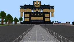 Ultra Music Festival 2015 Minecraft Map & Project