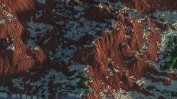 Verdict's Trance [1000 x 1000 Custom Terrain] Minecraft Map & Project