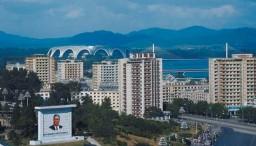 Pyongyang city north-korea Minecraft Map & Project