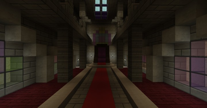 Before Throne Room