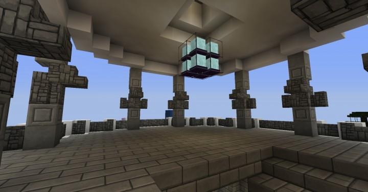 Dark Beauty Castle Tower