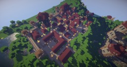 The City of Draikma Minecraft Project