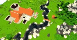 Castle of Loringrow Minecraft Project