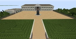Neoclassical Mansion Minecraft Map & Project