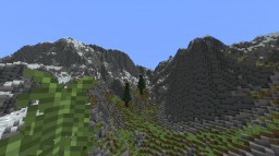 My Adventure into Aluod Peaks! Minecraft Blog Post