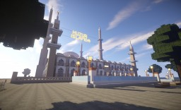 The Turkish Mosque Minecraft Project