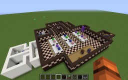 Five Night at Freddy's Fnaf 1st Map Minecraft Map & Project