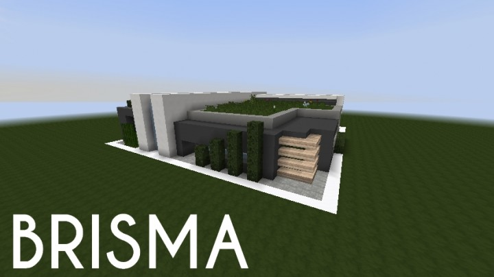 Old Petite Maison Moderne Small Modern House Minecraft Project