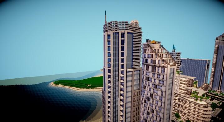 The Regatta Minecraft Project